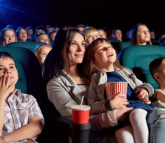 Kino mit Kind