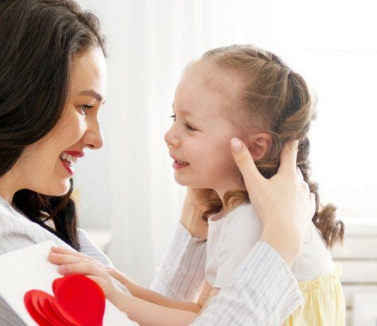 Überraschung Tochter Muttertag