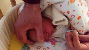 Unbemerkt schwanger: Plötzlich ist das Baby da