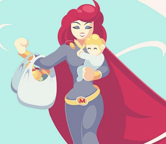 Wertschätzung für Mütter