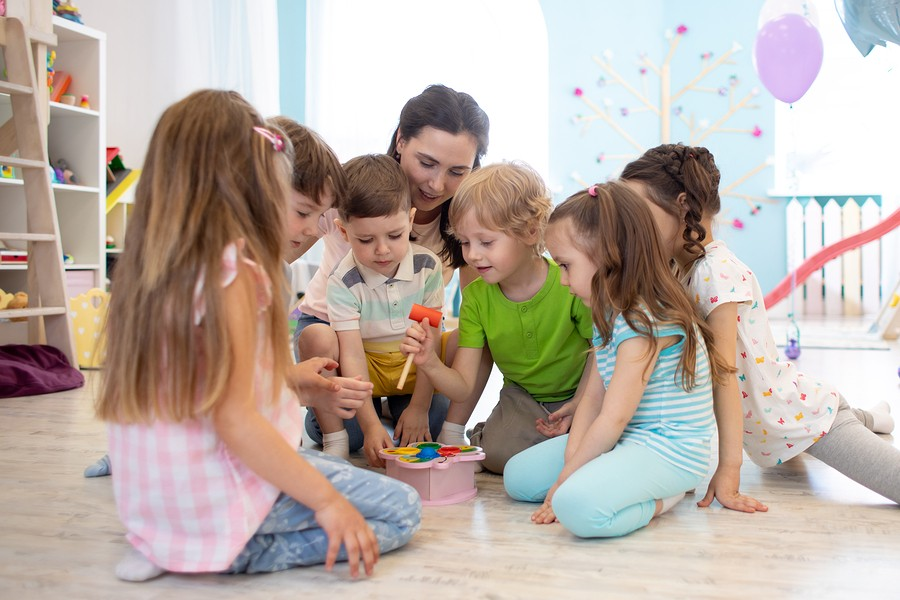 Kinder Kita Kindergarten