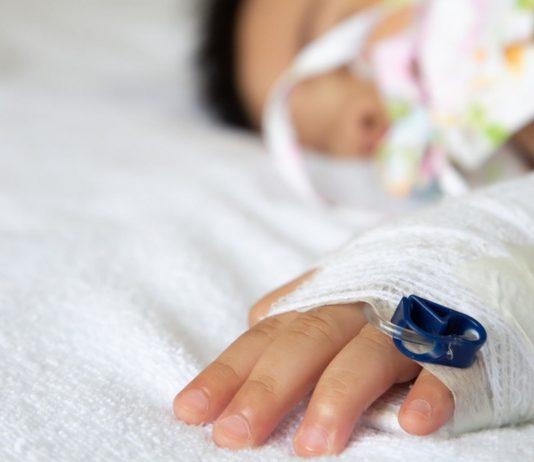 Nur eine Lebertransplantation konnte das Leben von Maries Baby retten