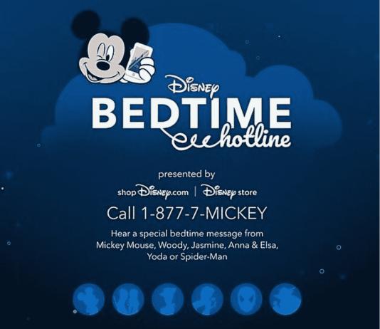 Gute Nacht Hotline Disney