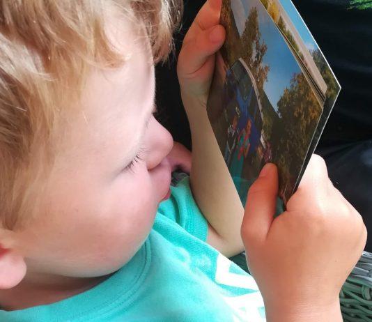 Monikas Sohn leidet an Blauzapfenmonochromasie