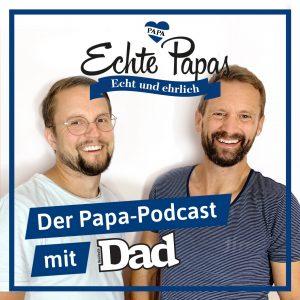 Echte Papas Podcast Titelbild
