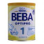 Nestlé Beba Optipro 1 - die Babynahrung ist mit Mineralöl belastet