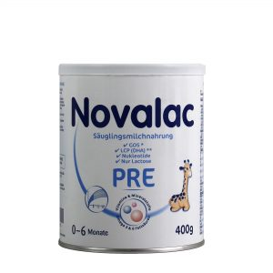 Die Babynahrung von Novalac ist mit Mineralöl belastet