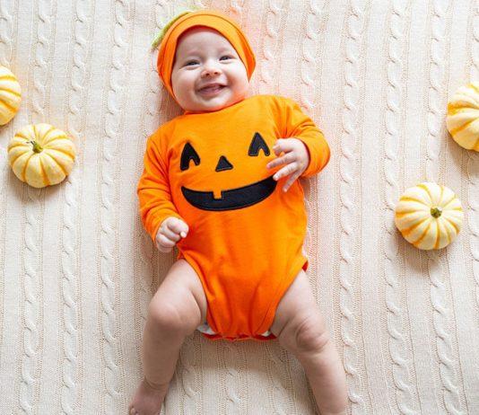 Halloweenkostüme fürs Baby: Mit diesen Ideen wird's richtig niedlich!