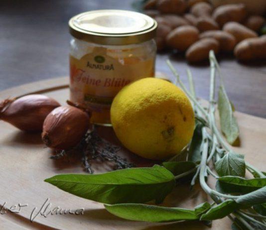 Hustensaft Kinder selber machen einfaches Rezept aus Zwiebeln und Honig