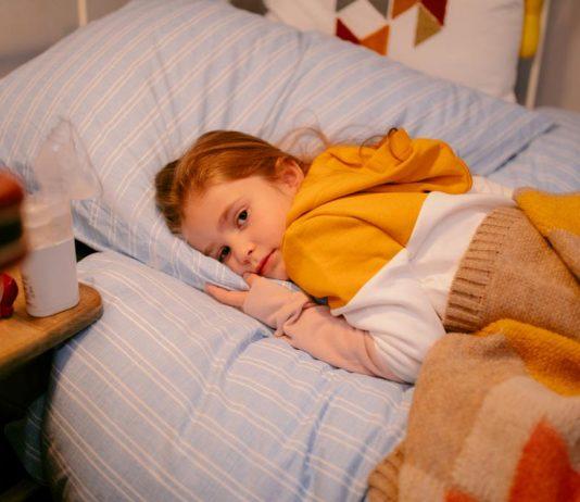 Kind krank im Urlaub