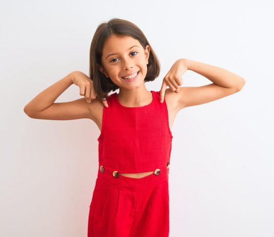 Selbstvertrauen bei Kindern