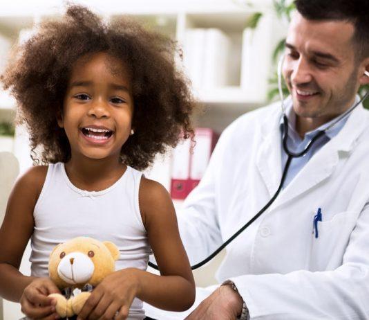 Wann zum Kinderarzt