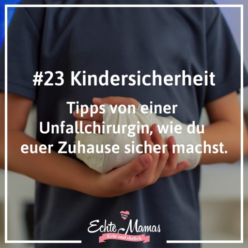Podcast Kindersicherheit