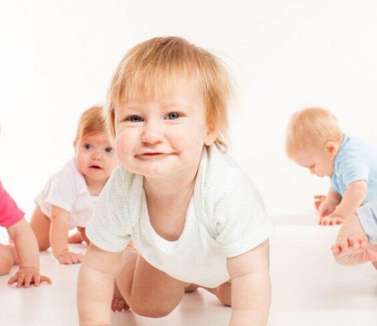 Abgelehnte Vornamen: Krabbelnde Babys