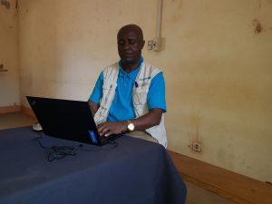Dr. Etienne Mahangaiko