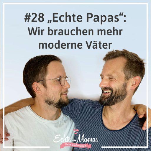 Echte Papas-Podcast