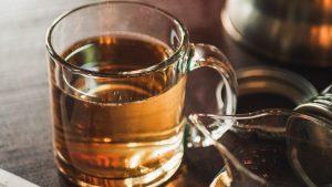 Sodbrennen Schwangerschaft: Tasse Tee