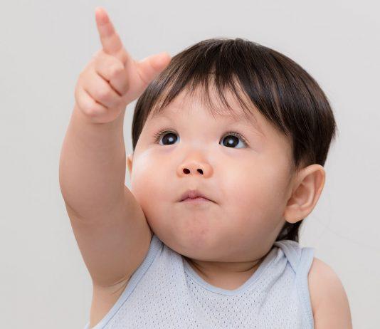 Ein guter Einstieg in die Baby Zeichensprache sind zu erst Fingerspiele