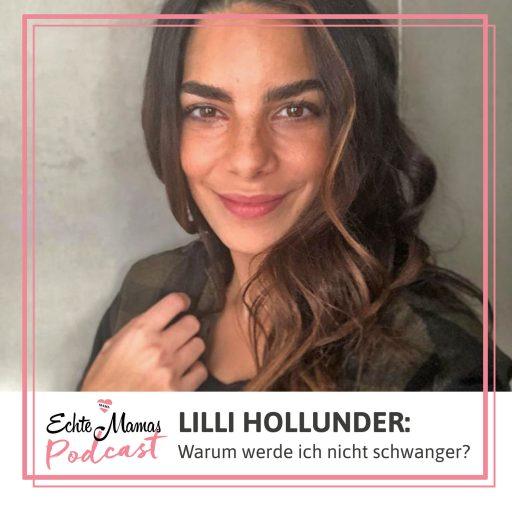 Kinderwunsch Podcast mit Lilli Hollunder