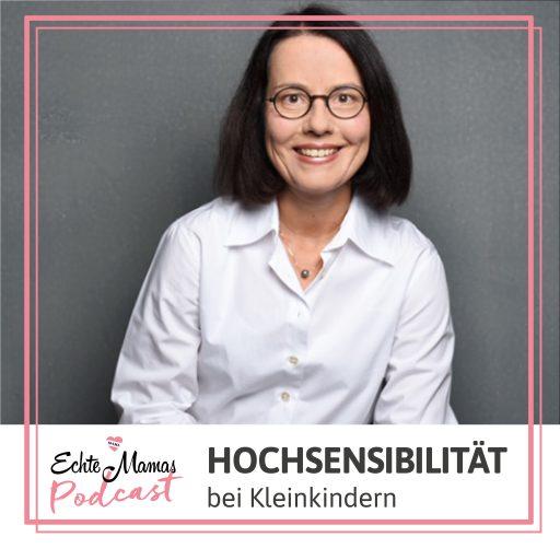 Beate Viehmann ist Coach für hochsensible Menschen und spricht in unserem Podcast