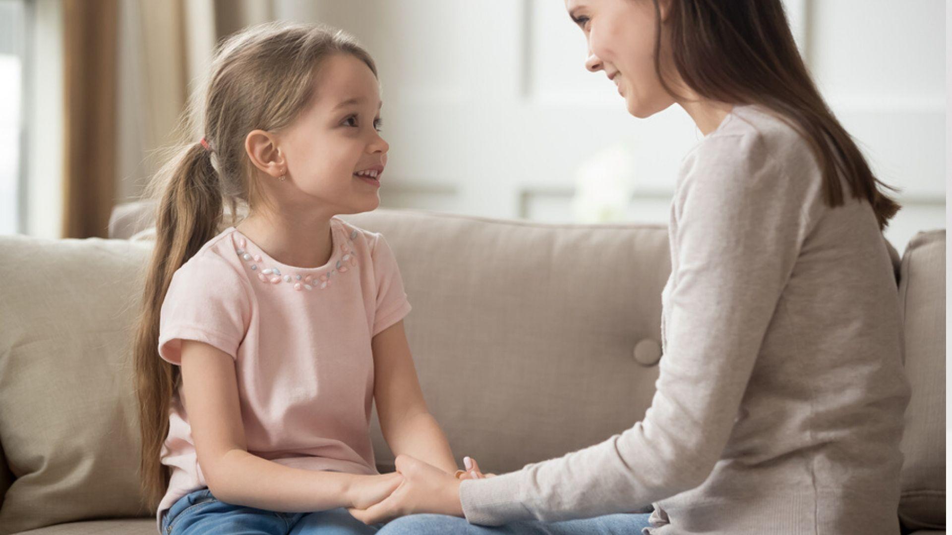 Psychotherapeutin verrät: Mit diesen 22 Fragen lernen Sie Ihr Kind besser kennen