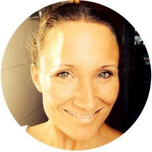 Yoga für Kinder: Melanie von ganzwunderbar