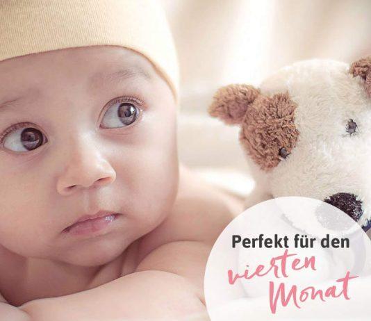 Motorische Entwicklung: Unfassbar, was ein Baby in kürzester Zeit lernt!