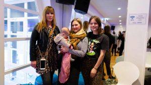 Omron Event mit Echte Mamas: Inhalieren mit Kindern bei Erkältungen