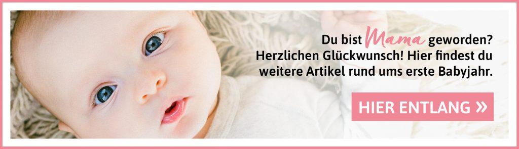 Babyentwicklung im ersten Lebensjahr: Alles was du wissen solltest
