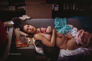 "Geburtsfotos des Jahres: Siegerbild ""A Moment of Silence"""