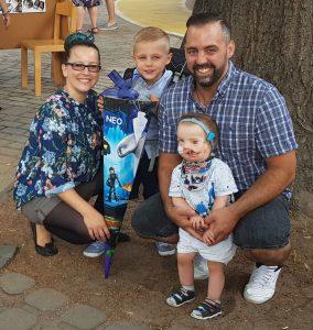 Lex und seine Familie