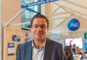 Nicolas Defauw, CFO P&G Global Baby and Feminine Care,
