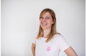 Nives Haag, Expertin für eine schmerzfreie Geburt