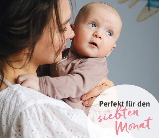 Leben mit Baby: Mit dem neuen Erdenbürger steht das Leben Kopf.