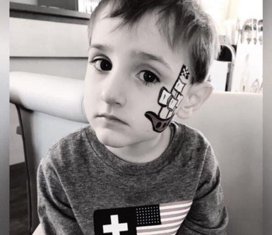 Der kleine Elliot ist an den Folgen eines Neuroblastoms gestorben