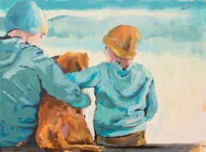 """""""Geschwisterliebe"""" von Tamara Tavella"""