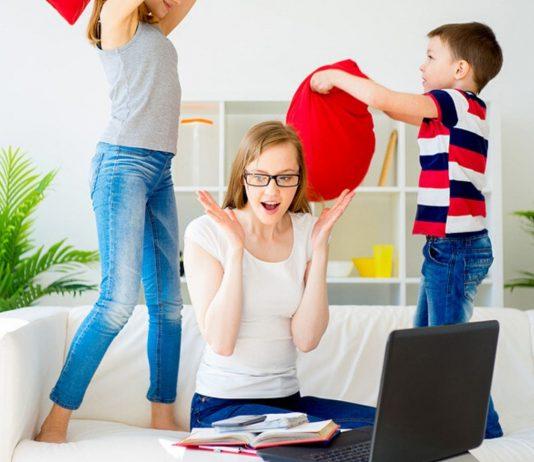 Home-Office mit Kindern – Corona-Krise sei dank.