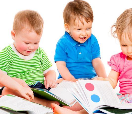 Man kann sein Kind beim Sprechen lernen unterstützen.