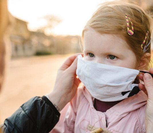 Atemschutzmasken für Kinder: Wirklich gefährlich oder kein Problem?