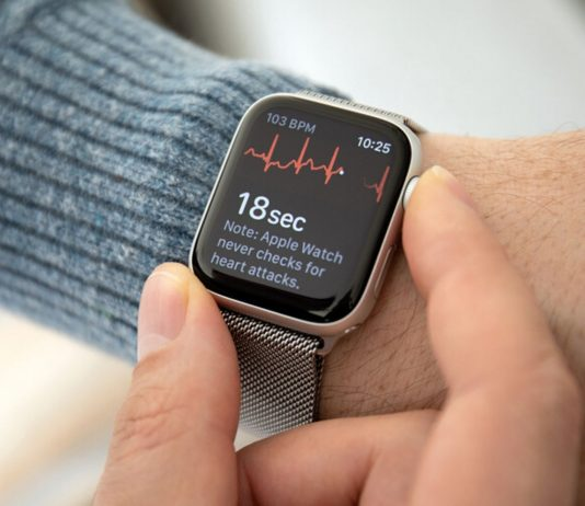 Die Corona-App des RKI wertet Daten von Fitnesstrackern aus.