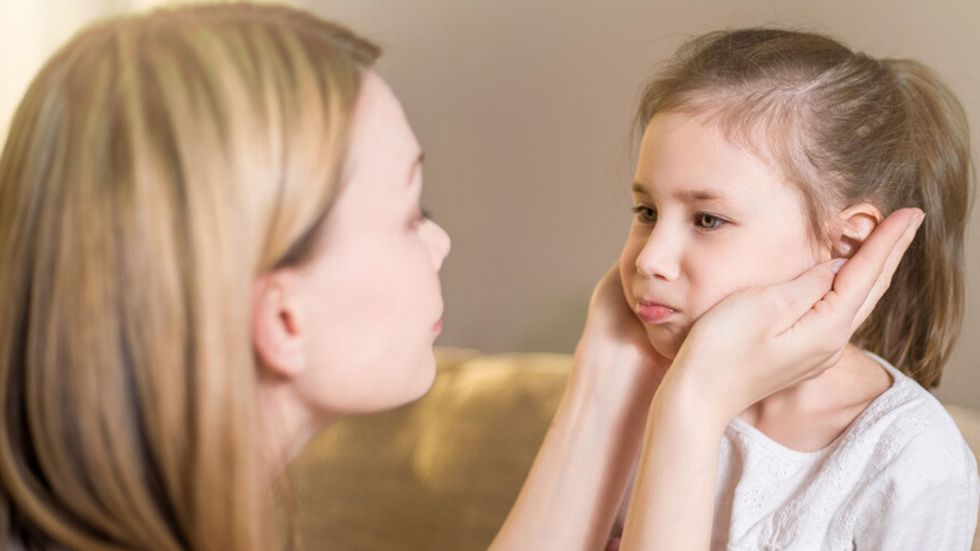 Auch meine Tochter ist traurig, dass sie ihre Freunde noch