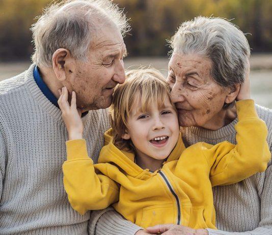 Oma und Opa, wir vermissen euch so sehr!