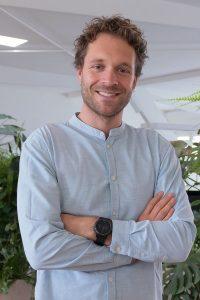 Stephan Bayer, Gründer der eLearning-Plattform sofatutor.com, ist Experte beim Thema Homeschooling