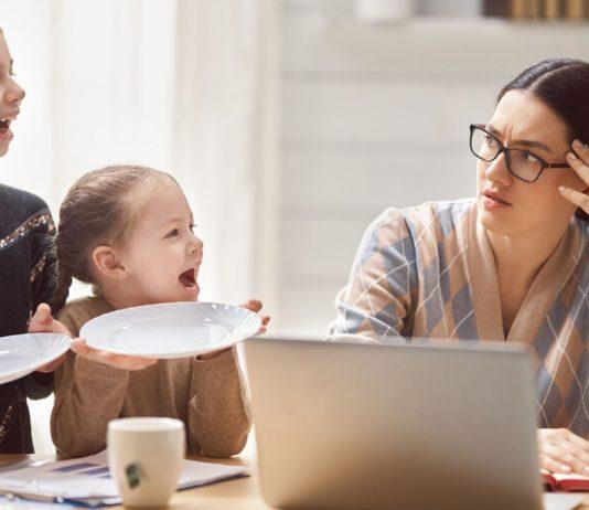 Mit oder ohne Corona: Warum bleibt eigentlich alles an uns Mamas hängen?
