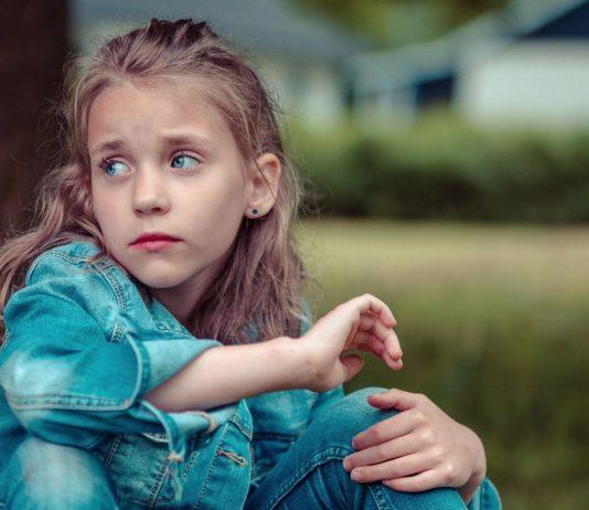 Viele Kinder können nur schwer mit den Corona-Beschränkungen umgehen.