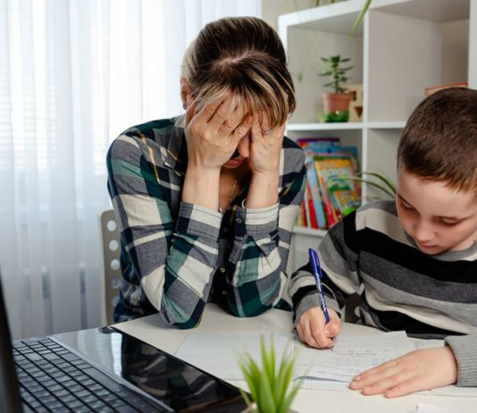 Haushalt, Job und nebenher Homeschooling mit den Kindern – ist das überhaupt zu schaffen?