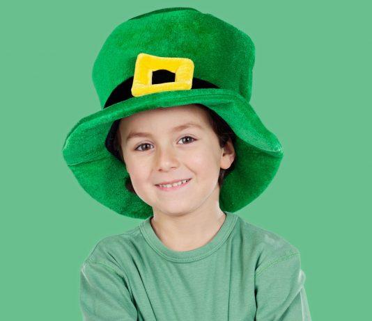 Irische Jungennamen sind selten und schön.