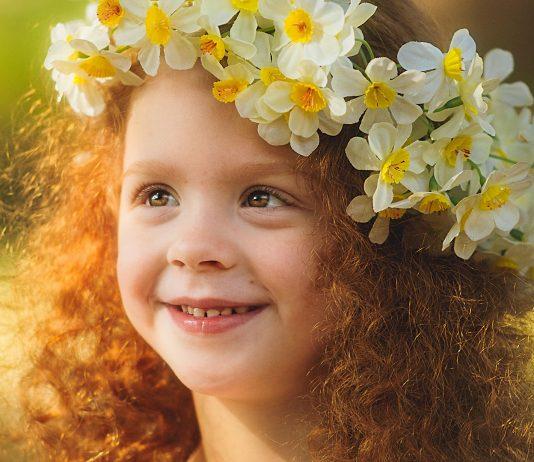 Keltische Mädchennamen sind schön und voller Tradition.