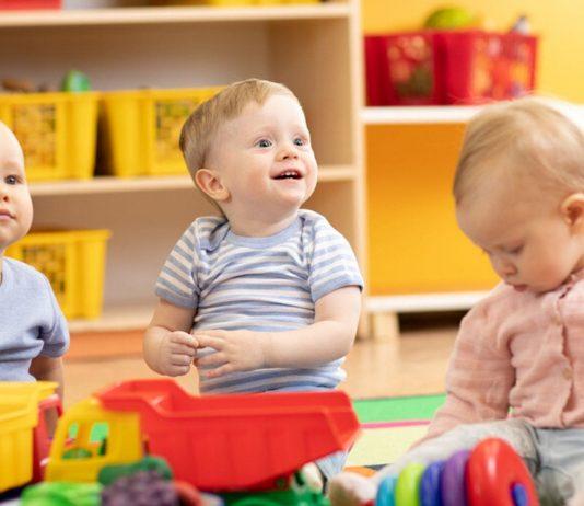 Kitas in Sachsen öffnen am 18. Mai wieder für alle Kinder