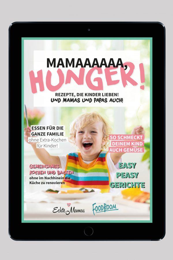 Digitales Kochmagazin von Echte Mamas und Foodboom